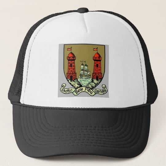 Coat of Arms for Cork Ireland Cap