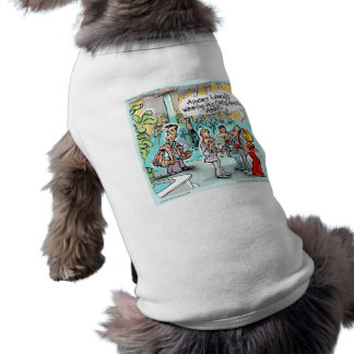 Coat Of Arms Funny Gifts Tees & Cards Etc. Sleeveless Dog Shirt