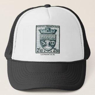 Coat of Arms, Limoges France Trucker Hat