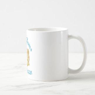 Coat Of Arms Morocco. Basic White Mug