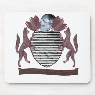 coat of arms mouse pad