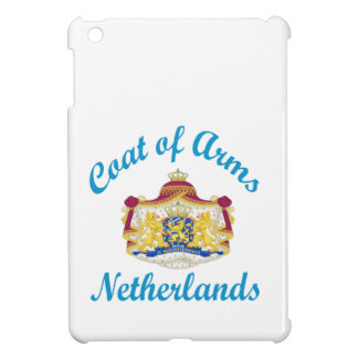 Coat Of Arms Netherlands iPad Mini Cover