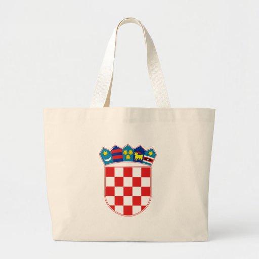 Coat of Arms of Croatia Bag