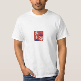 Coat of Arms of Czechoslovakia T-Shirt