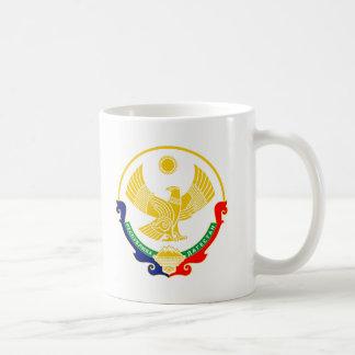 Coat of arms of Dagestan Coffee Mug