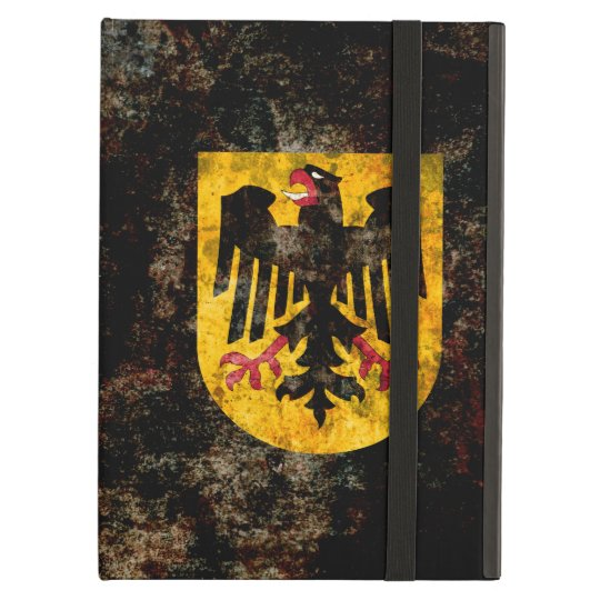 Coat of Arms of Germany Case For iPad