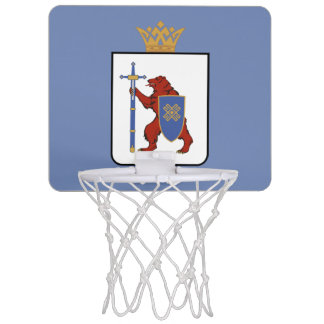 Coat of arms of Mari El Mini Basketball Hoop
