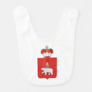 Coat of arms of Perm krai Bib