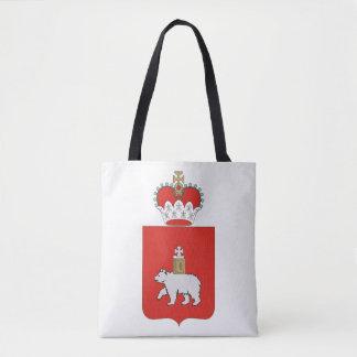 Coat of arms of Perm krai Tote Bag