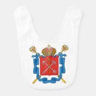 Coat of arms of Saint Petersburg Bib