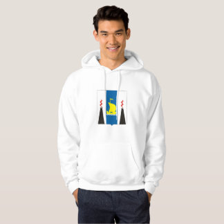 Coat of arms of Sakhalin oblast Hoodie
