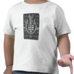 Coat of Arms of Simon de Lalaing T-shirts