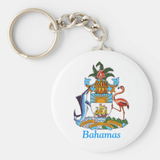 Coat of arms of the Bahamas Key Ring