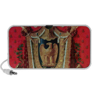 Coat of Arms of the French Empire iPhone Speaker