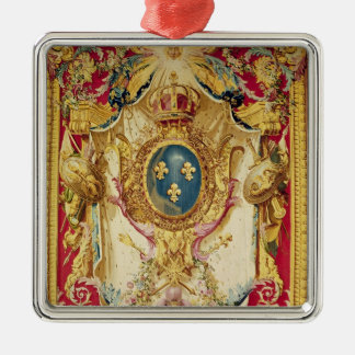Coat of arms of the French Royal Family Christmas Ornament