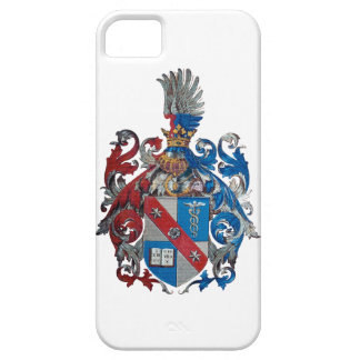 Coat of Arms of the Ludwig Von Mises Family Barely There iPhone 5 Case