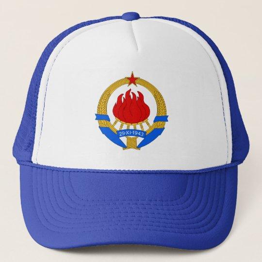 Coat of Arms of Yugoslavia (1945-1992) Cap