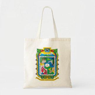 Coat of arms Puebla Official Mexican Heraldry Logo Tote Bag