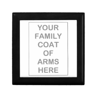 Coat of Arms Samll Gift Box