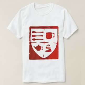 Coat of Arms Tea T-Shirt