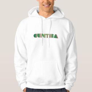 Coat with Curitiba pointed hood Hoodie