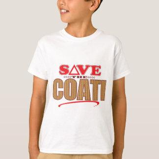 Coati Save T-Shirt