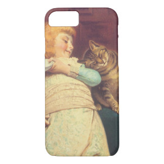 Coaxing Better Than Teasing Charles Burton Barber iPhone 7 Case