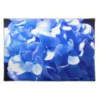 Cobalt Blue Hydrangea Placemat