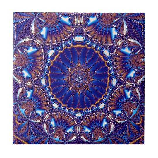 cobalt custom ceramic tile