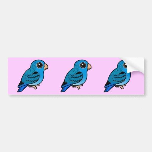 Cobalt Linnie Bumper Sticker
