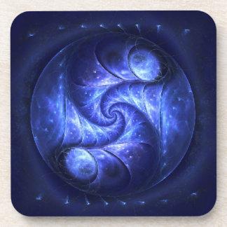 Cobalt Portal Coasters