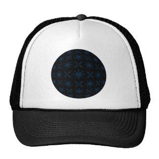 Cobalt Snow Mesh Hats