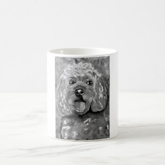 CobaltMoonDesign Art Cavapoo tea and coffee mug