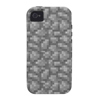 Cobble Voxel iPhone 4 Cases