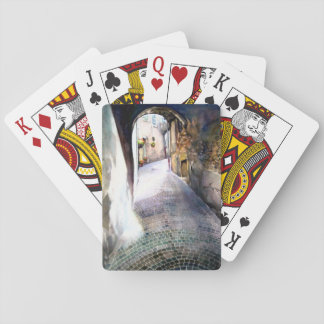 Cobblestone Playing Cards
