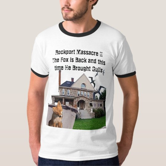 cobblestone, Rockport Massacre II T-Shirt
