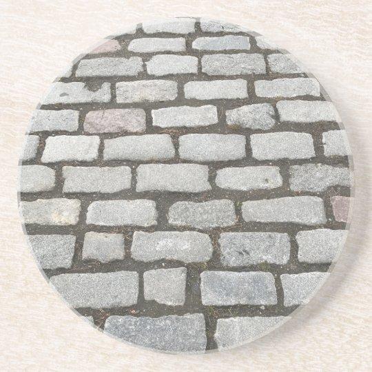 Cobblestone Stone Garden Pathway Sidewalk Path Coaster