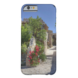 Cobblestone streets, historic stone buildings. barely there iPhone 6 case