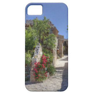 Cobblestone streets, historic stone buildings. case for the iPhone 5