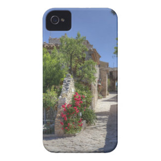 Cobblestone streets, historic stone buildings. Case-Mate iPhone 4 cases
