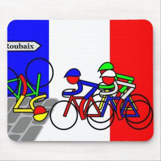 Cobblestones near Roubaix - Tour de France Mousepad
