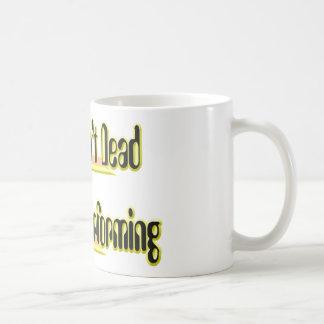 Cobol isn't dead - its still performing coffee mug