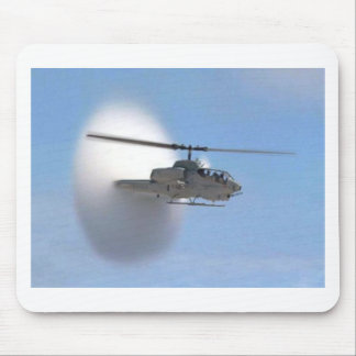 cobra helicopter mouse mat