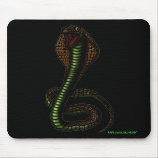 Cobra mousepad design
