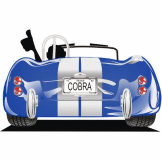 Cobra Rear Sculpture Standing Photo Sculpture