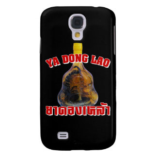 Cobra Snake Vs Scorpion Whiskey Yadong Lao Galaxy S4 Case