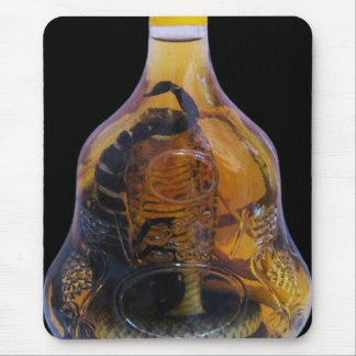 Cobra Snake Vs Scorpion Whiskey ... Yadong Lao Mouse Mat