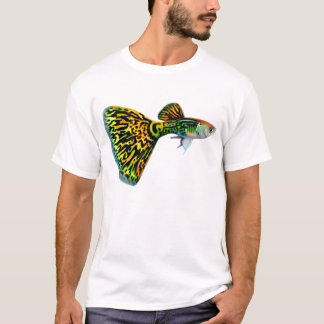 Cobra Snakeskin Guppy T-Shirt