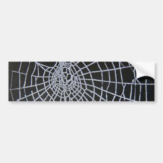 Cobweb Bumper Sticker