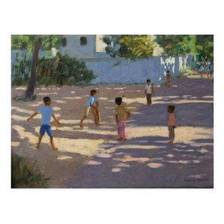 Cochin Postcard